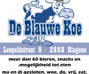 De Blauwe Koe