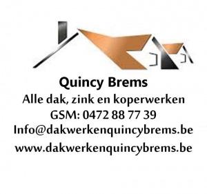 dakwerken Quincy Brems